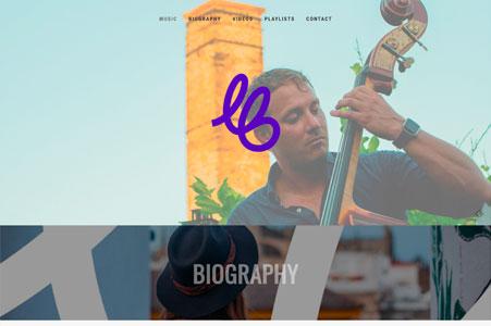 Création site internet de La Banda Radio