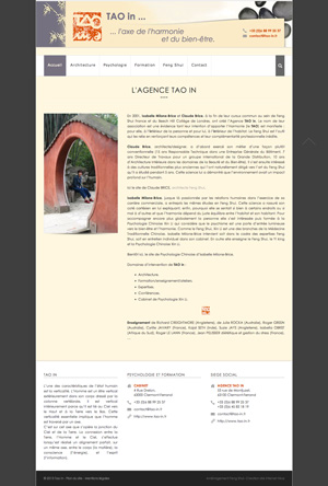 L'agence Tao in vous offre ses services en psychologie chinoise, architecture Feng Shui et formation Feng Shui
