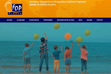 Création site internet FOP France