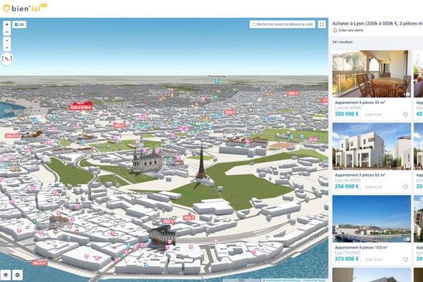 Bienici.com : le nouveau portail immobilier qui veut concurrencer Seloger