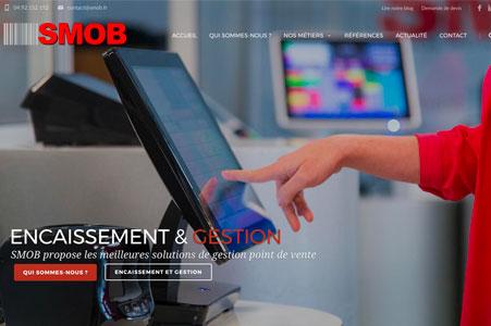 Création site internet SMOB France