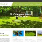 Création site internet Ace of Spades – Jardinier Côte d'Azur