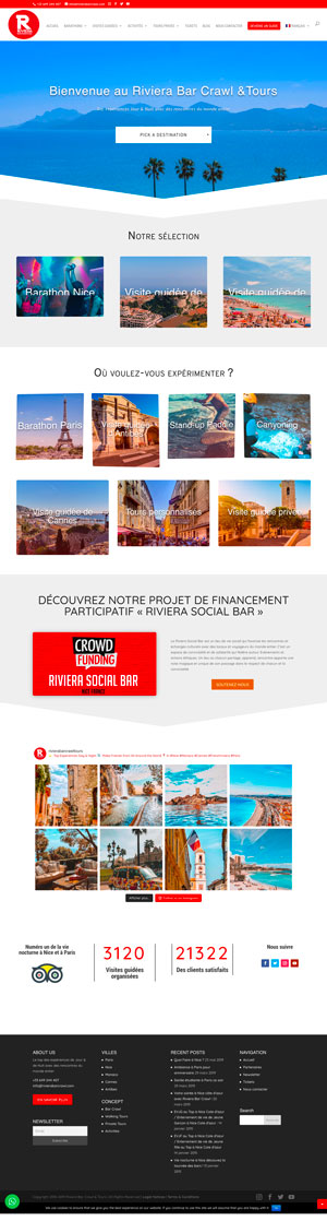 Riviera Bar Crawl &Tours | Pub crawl Paris et Nice