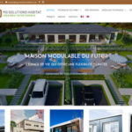 Création site internet MG Solutions Habitat