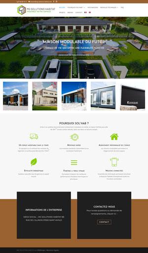 MG Solutions Habitat - Maison modulables écologique